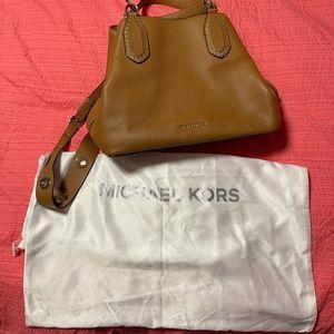 Original Leather Michael Kors Handbag